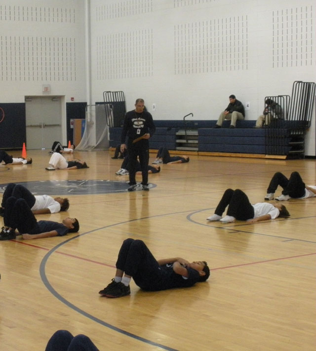 Physical Education - First Avenue School In Jersey City Board Of Education Calendar