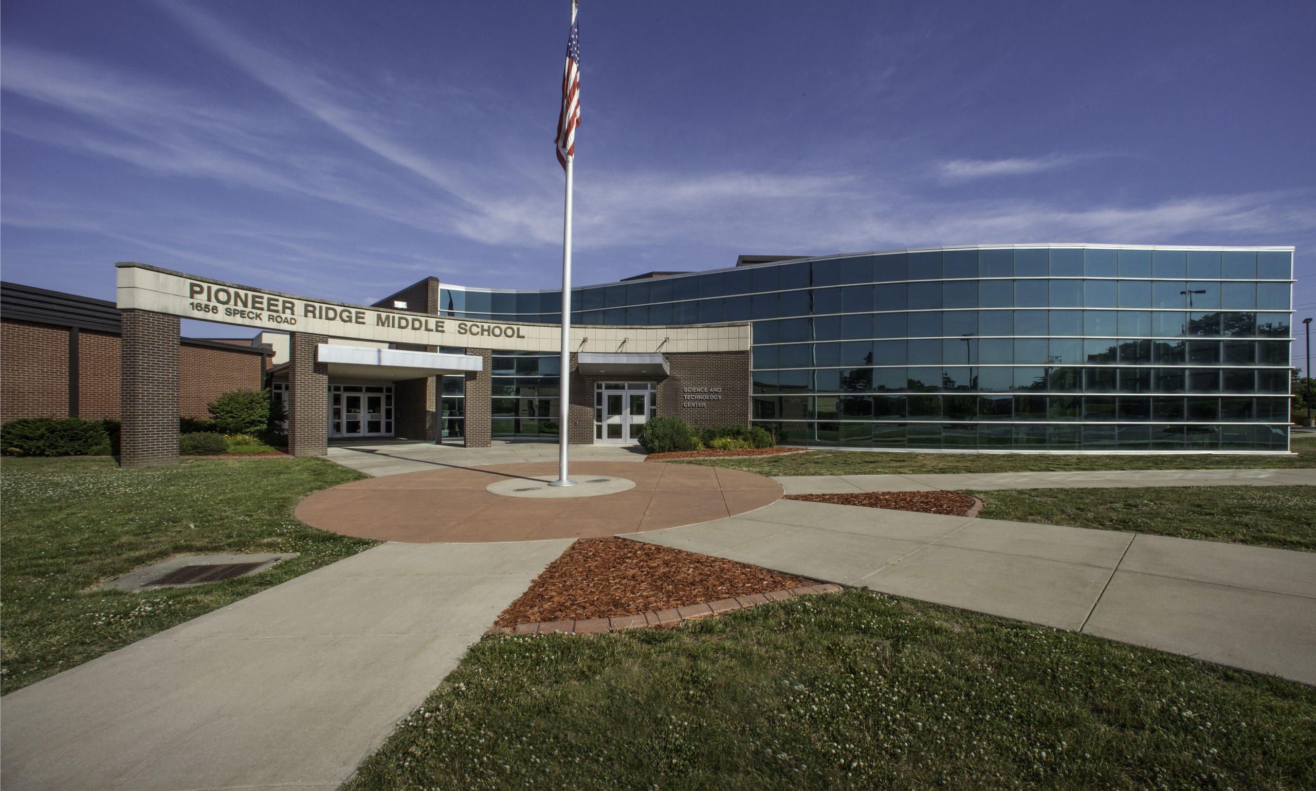 Pioneer Ridge Middle School Within School Break For Independence. Missouri Schools