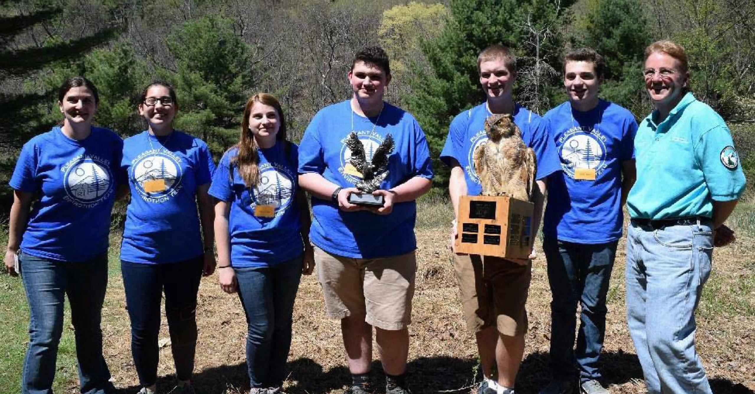 Pleasant Valley High School Team Wins Envirothon – The For East Stroudsburg Area School District Calendar