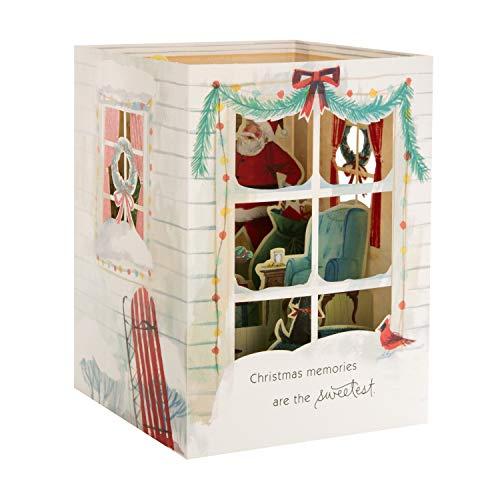 Pop Up 3D Christmas Card From Hallmark – Paper Wonder Pertaining To Extra Magic Hours Calendar 2021