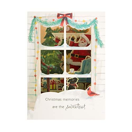 Pop Up 3D Christmas Card From Hallmark – Paper Wonder Regarding Extra Magic Hours Calendar 2021