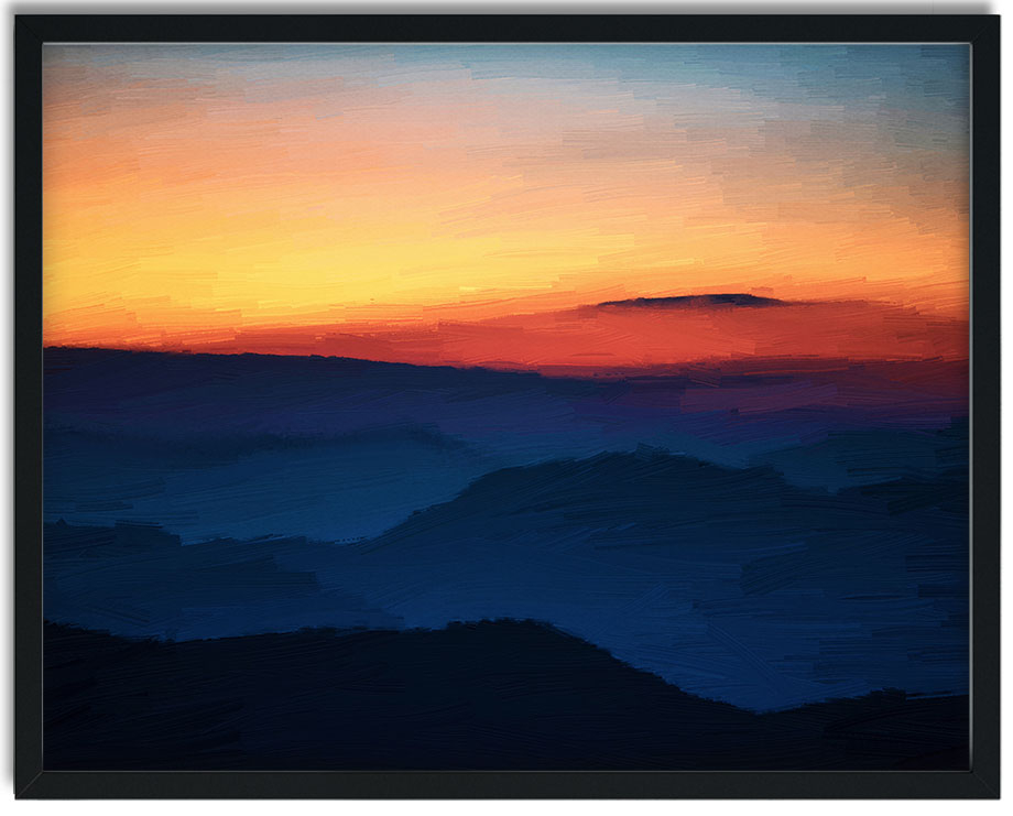 Prettybigbear: Sunset Print, Sunrise Prints, Home Decor Within Sunrise And Sunset Times Printable