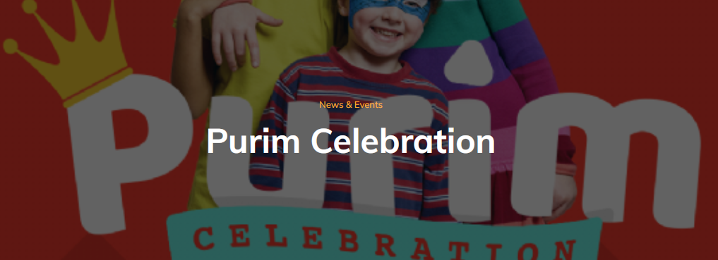 Purim W/Town Of Oyster Bay Chabad   Jewish Week Pertaining To Town Of Oyster Bay Town Calender