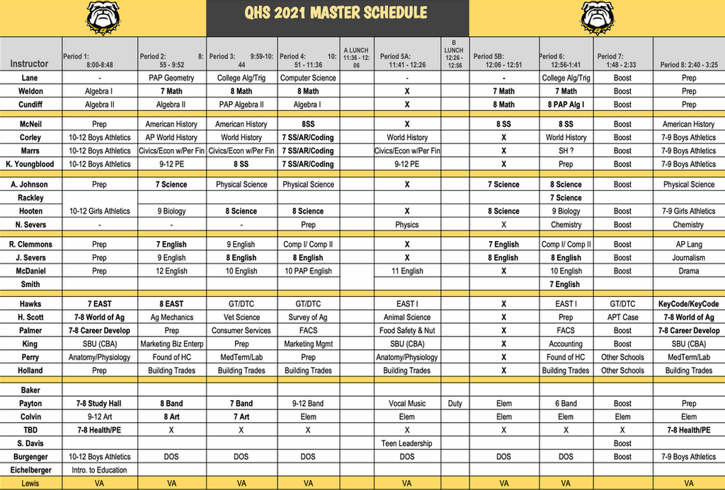 Quitman Public Schools Throughout Shelby County Al Public School Calendar 2021 2021