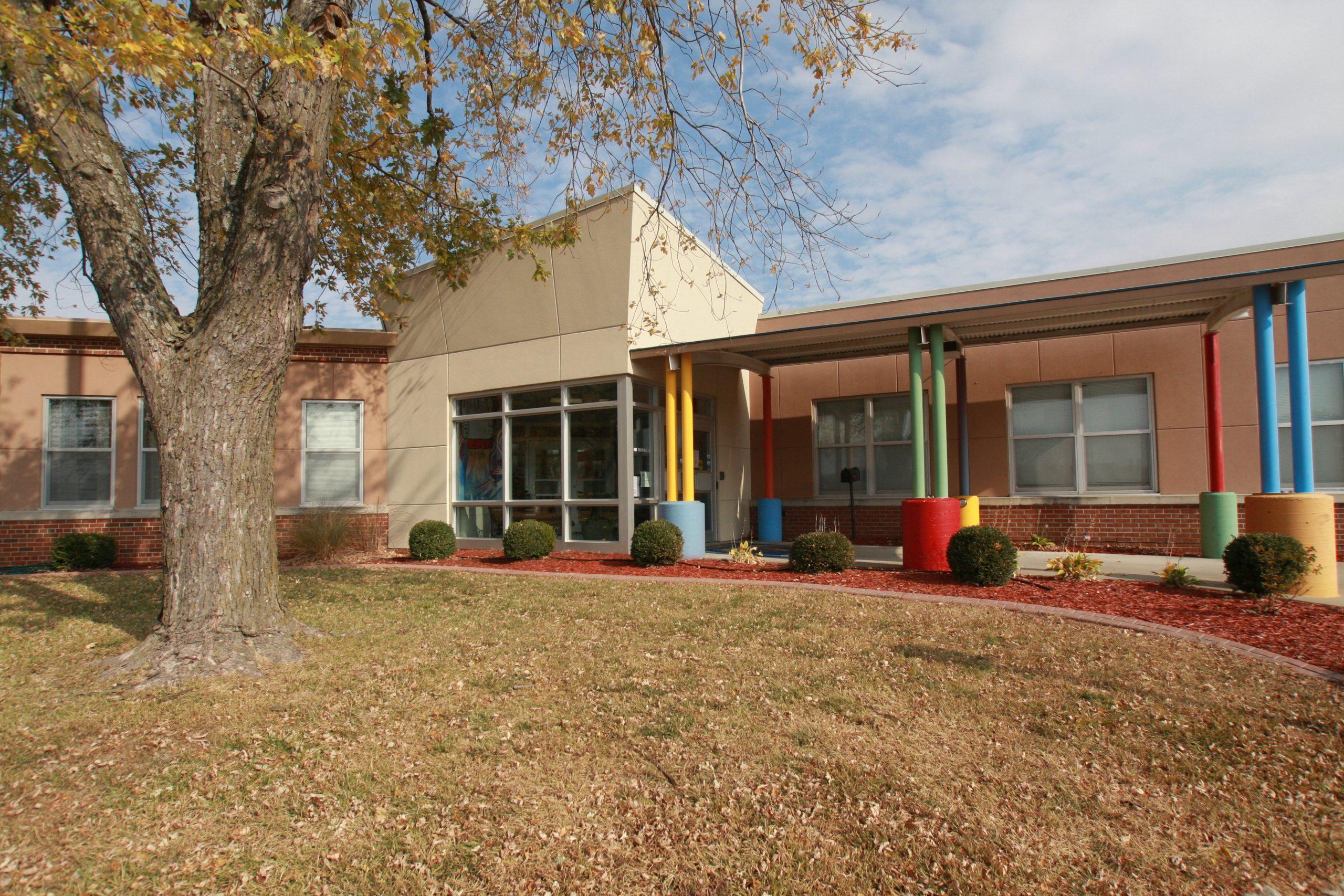 Randall Elementary School Intended For School Break For Independence. Missouri Schools