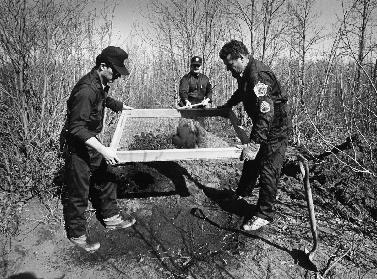 Remains Of Unidentified Victim Of Alaska Serial Killer Throughout State Of Alaska Court Calendar