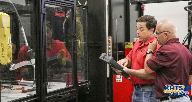 Robotic Welding Certification Now Offered At College Of Regarding College Of The Canyons Holiday Schedule