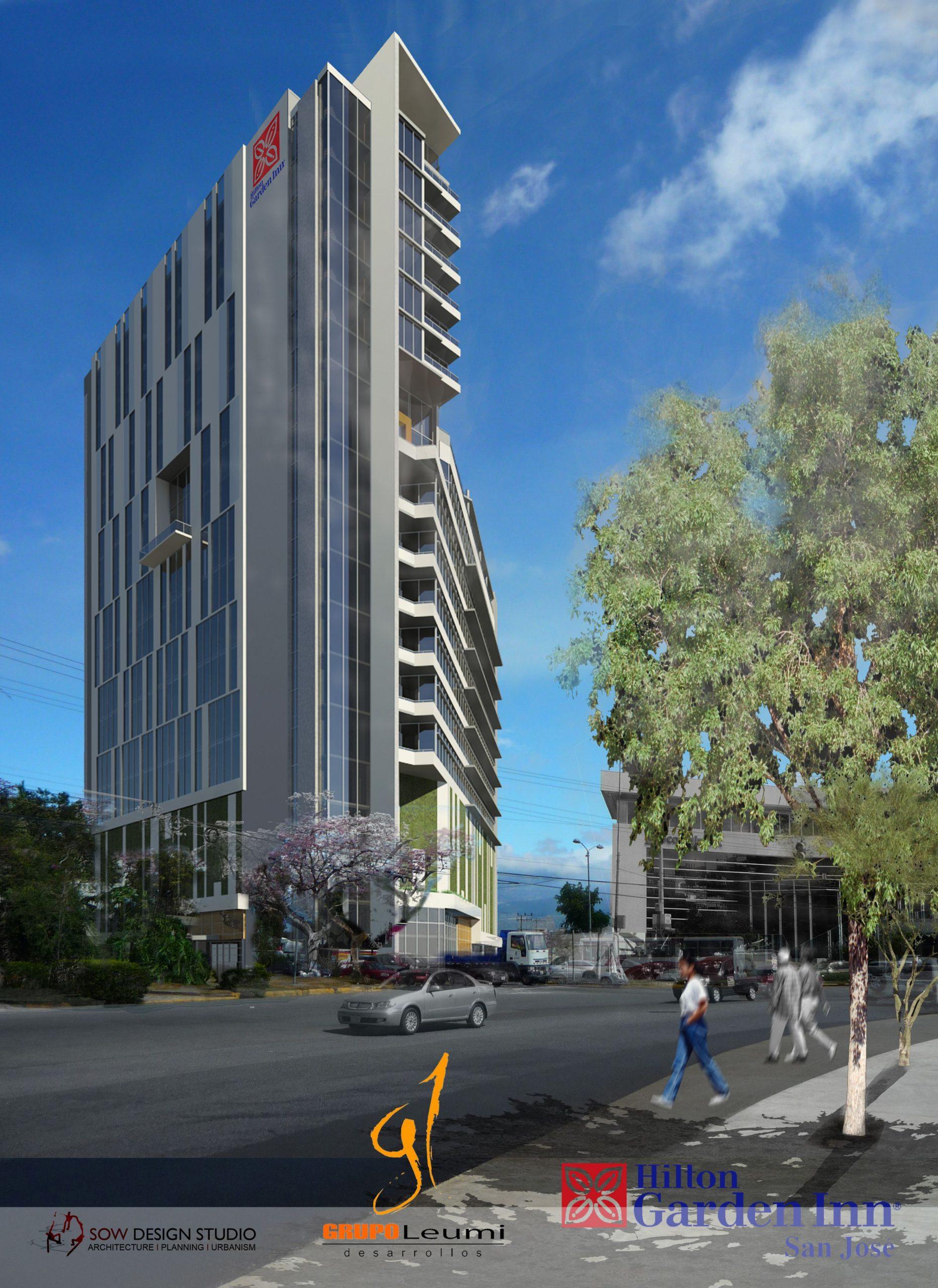 Sabana Business Center / Hilton Garden Inn San Jose, Costa With Regard To San Jose Convention Center Calendar