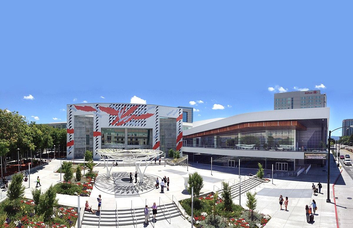 San Jose Convention Center – Wikipedia Regarding San Jose Convention And Event Calander