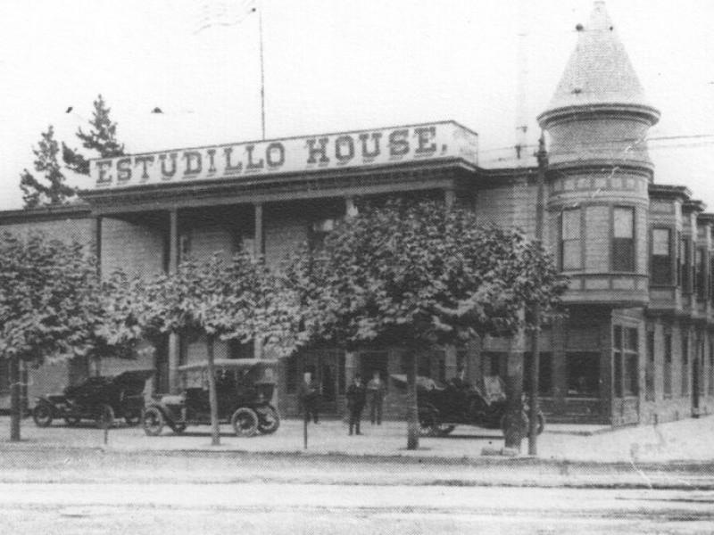 San Leandro Historical Society Time Capsule: The Estudillo Intended For San Leandro High School Event Calendar
