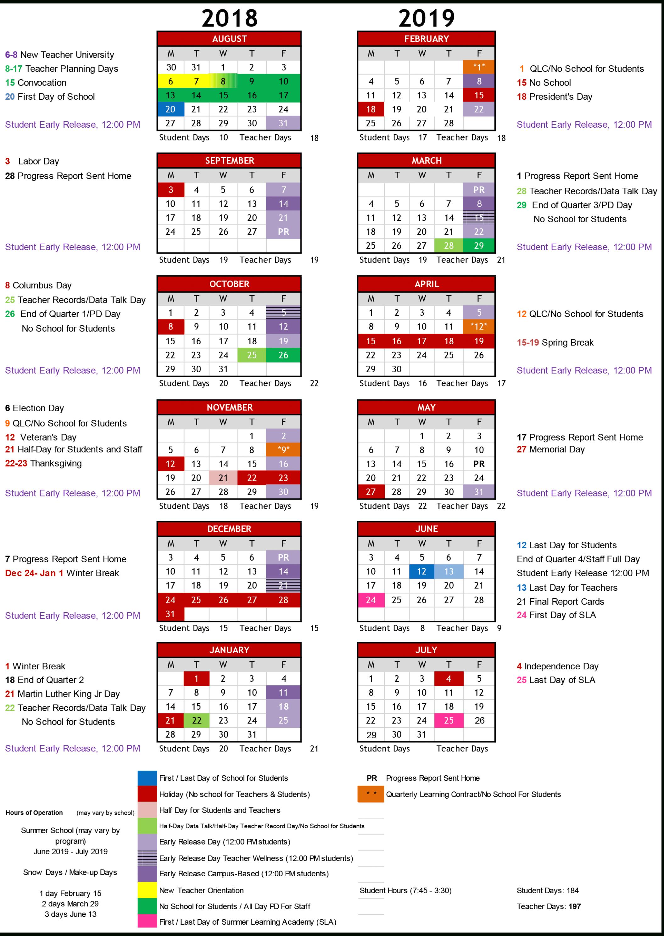 School Schedule For Springs Charter School This Week Throughout University Of Phoenix Academic Calendar