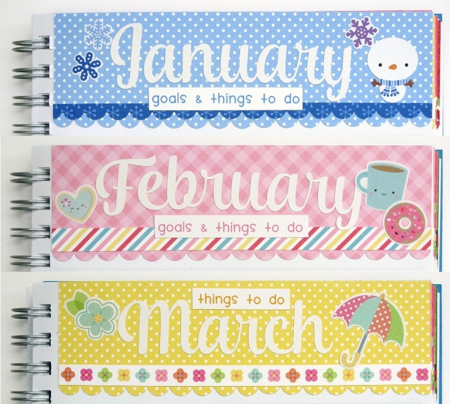 Snippetsmendi: Doodlebug Calendar Project Featuring Throughout Things To Do In Atlanta Monthly Calendar
