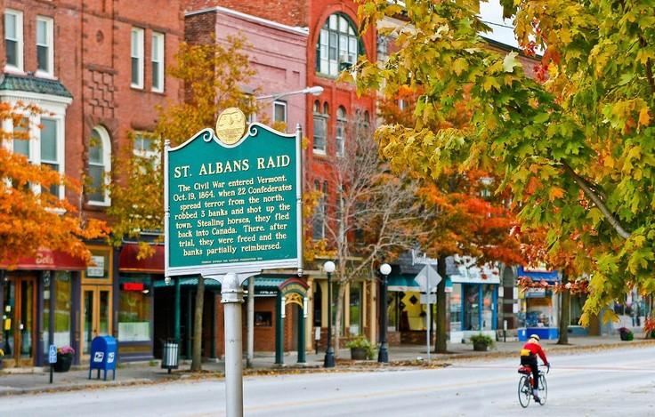 St. Albans Raid - Piney Woods News intended for Marshall County Tn 20-21 Calendar