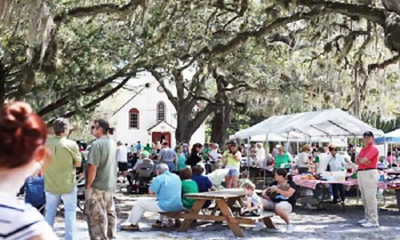 St. Ambrose Spring Fair 2020 | Visit St. Augustine Throughout South Florida Fair Ground Calendar