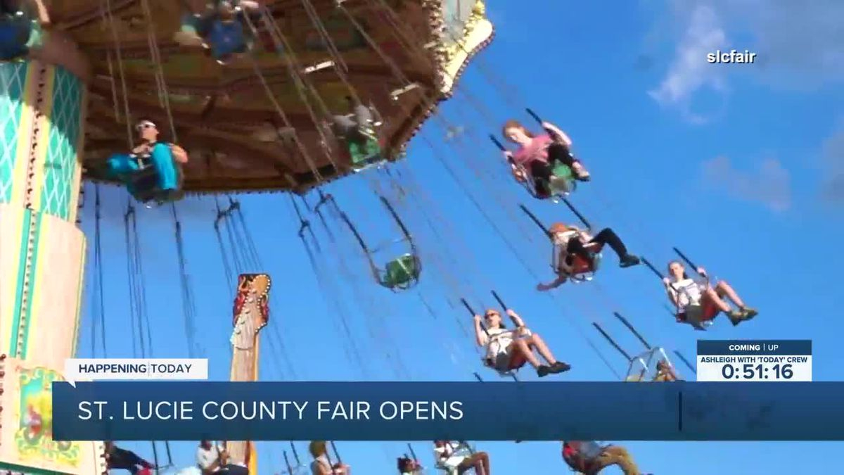 St. Lucie County Fair Begins Friday With South Florida Fairgrounds Event Schedule February 2020