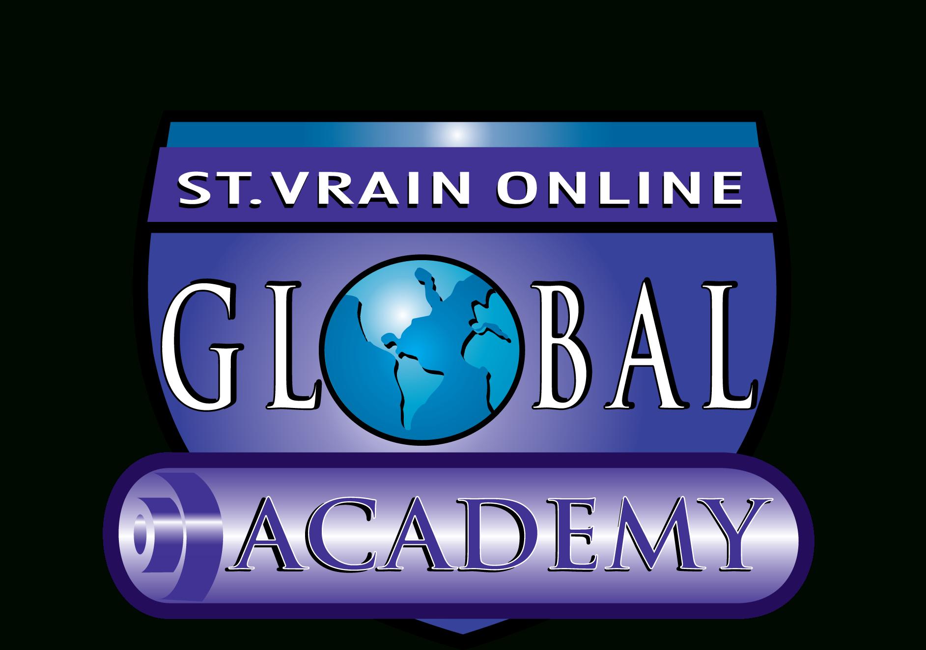 St. Vrain Online Global Academy Logos | St Vrain Valley Regarding St Vrain Valley School Dist Calendar