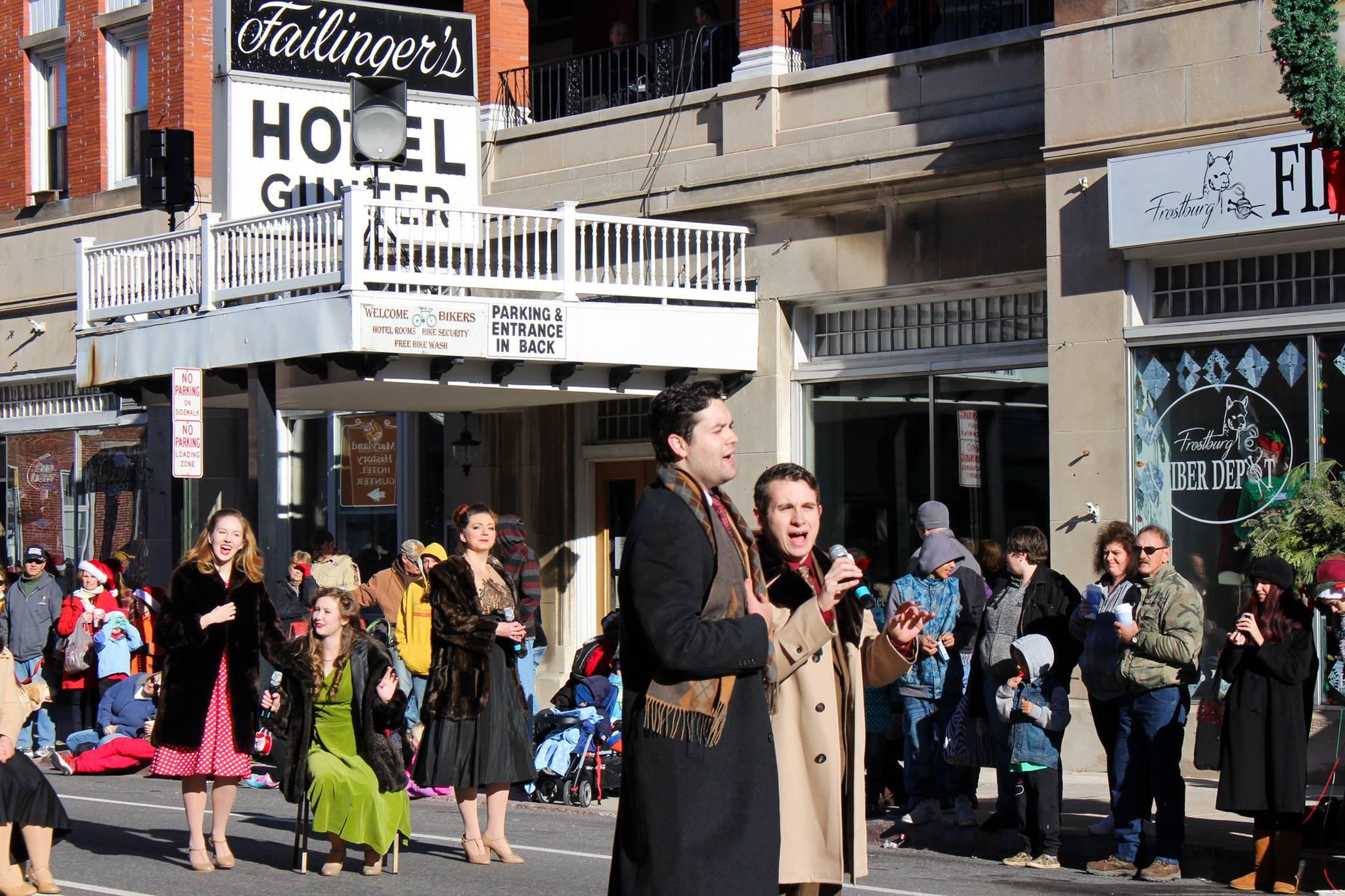 Storybook Holiday – Downtown Frostburg Throughout Frostburg School Calendar