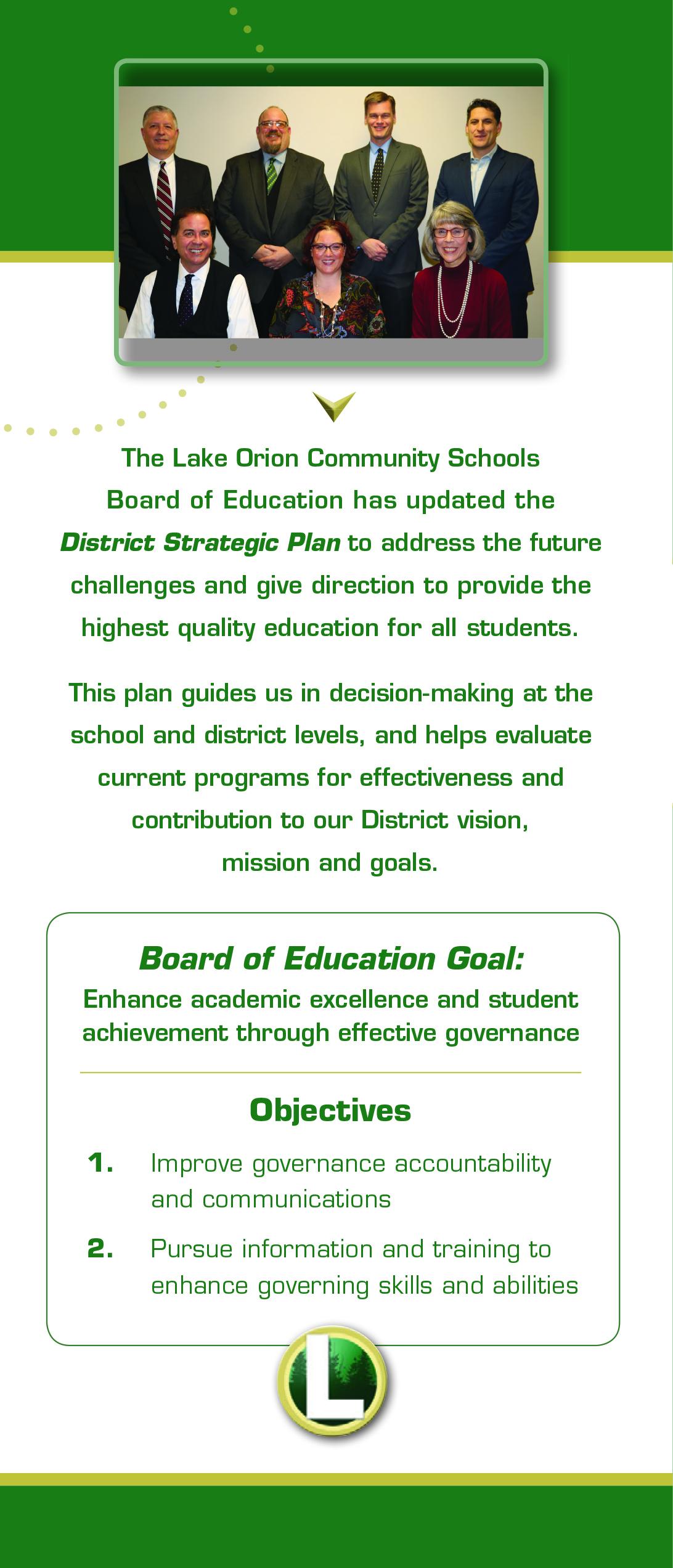 Strategic Planning – Lake Orion Community Schools In Lake Orion High School Calendar 2020