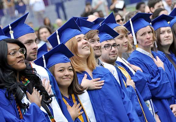 Suny New Paltz Graduates Over 2500   Hudson Valley One Throughout New Paltz University School Calendar
