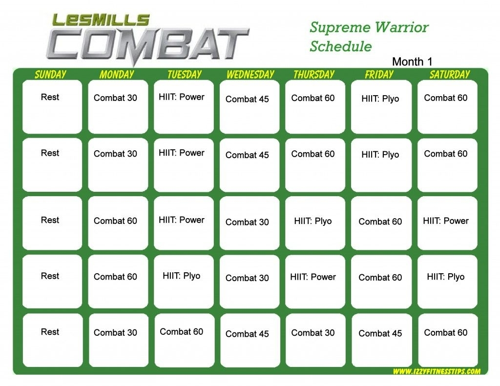Supreme 90 Day Calendar Pdf   Calendar Template 2020 In Supreme 90 Day Workout Chart