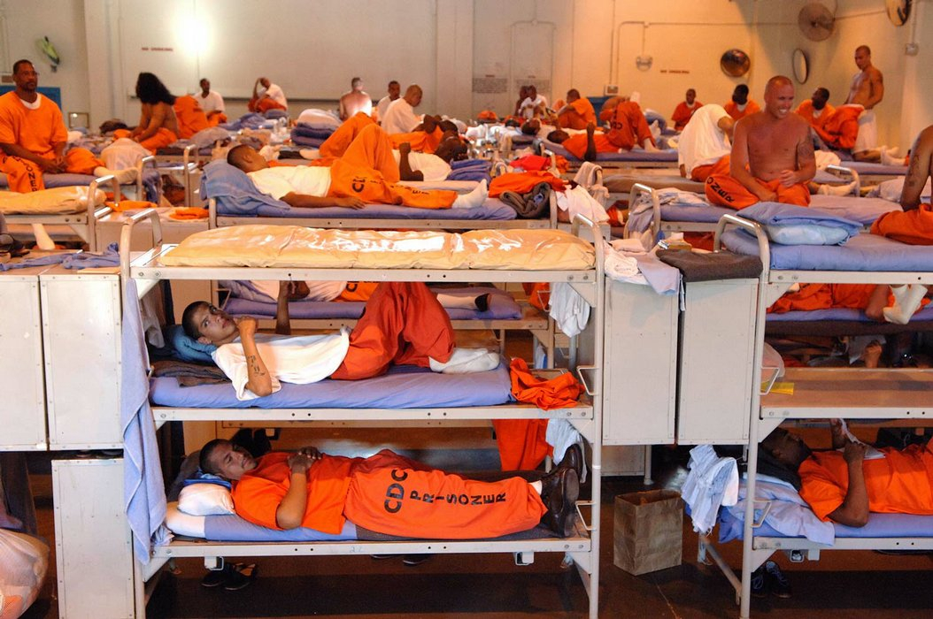 Supreme Court Oks Early Release Plan For Calif. Inmates   Kpbs With Court Calendar San Diego