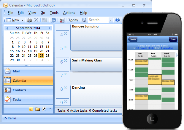 Sync Outlook Calendar With Android And Other Devices | Akruto Inside Put Google Calendar On Desktop