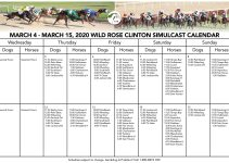 Tampa Bay Downs Race Track Calendar | Printable Calendar throughout Tampa Bay Downs Schedule