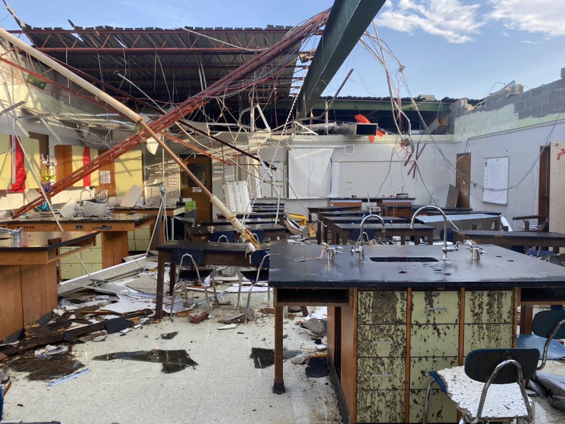 Tennessee Tornado Leaves Schools Closed, Buildings Regarding Davidson County Tn Schools Calendar 2021 20