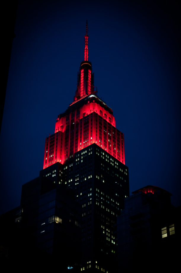Tower Lighting 2019 05 23 00:00:00 | Empire State Building Pertaining To Empire State Building Lights Schedule