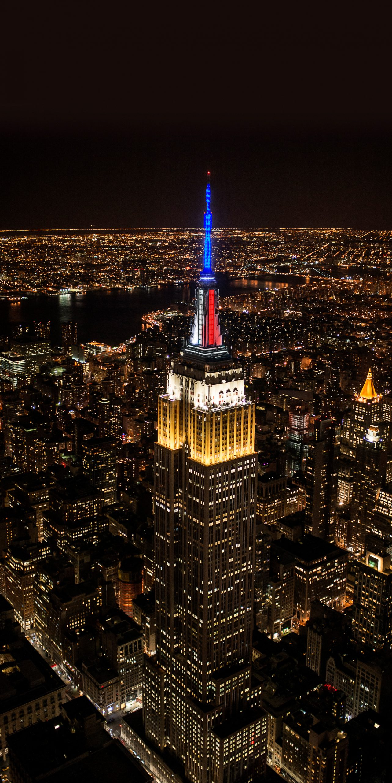 Tower Lighting 2020 04 24 00:00:00 | Empire State Building Intended For Empire State Building Lights Schedule