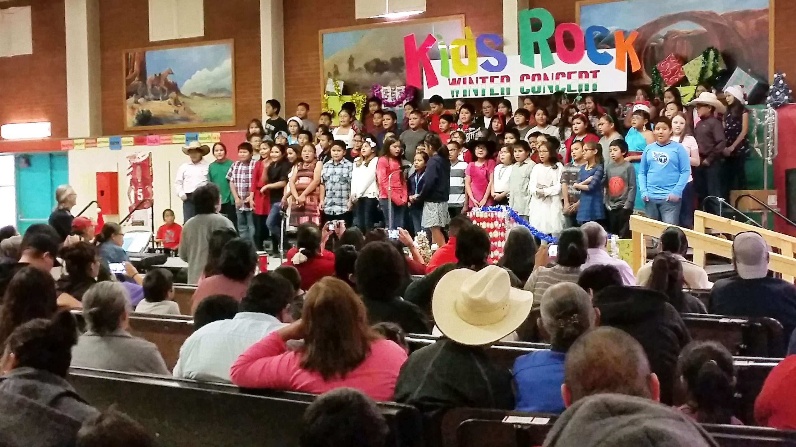 Tuba City Primary Celebrates Navajo Traditions At Annual In Tuba City High School Calendar