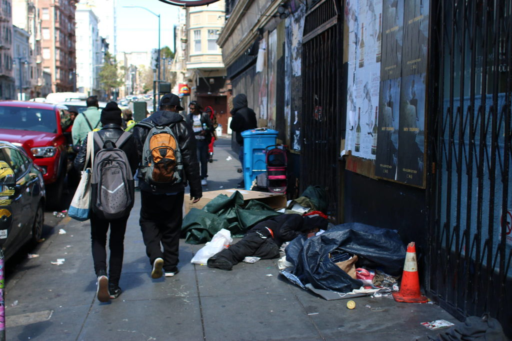 Uc Hastings, Merchants Sue City Over 'Squalid Sidewalk For Calender Of City College Of San Francisco