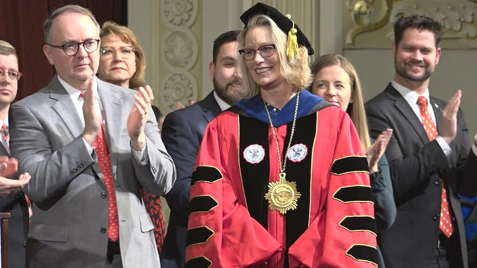 University Of South Dakota Inaugurates 18Th President Intended For University Of South Dakota School Calendar