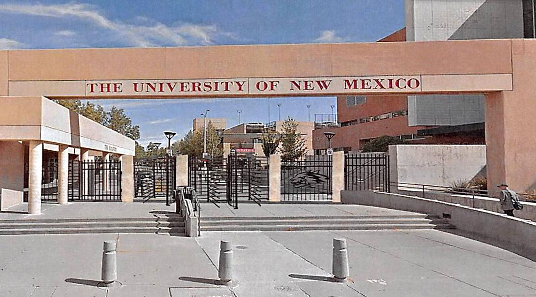Unm Considering Fence Around Main Campus » Albuquerque Journal for University Of New Mexico 2021 Calendar
