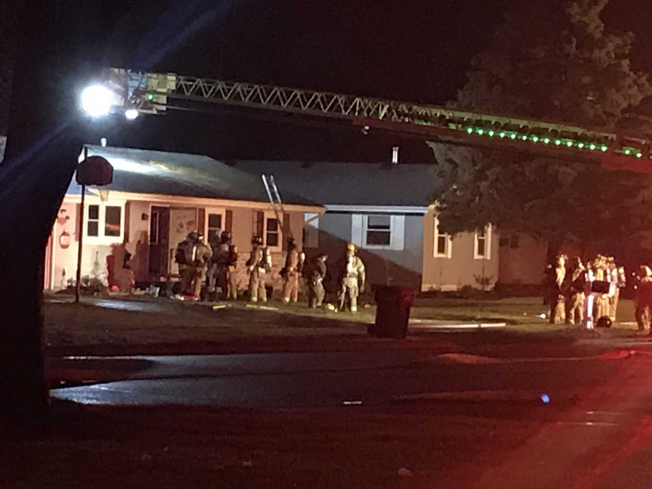 Update: Homeowner, Firefighter Hospitalized In Oregon Home pertaining to Oregon City High School Calendar