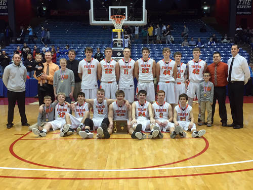 Versailles Boys Basketball Team Feels Battle Tested With High School Sports Seasons Calendar