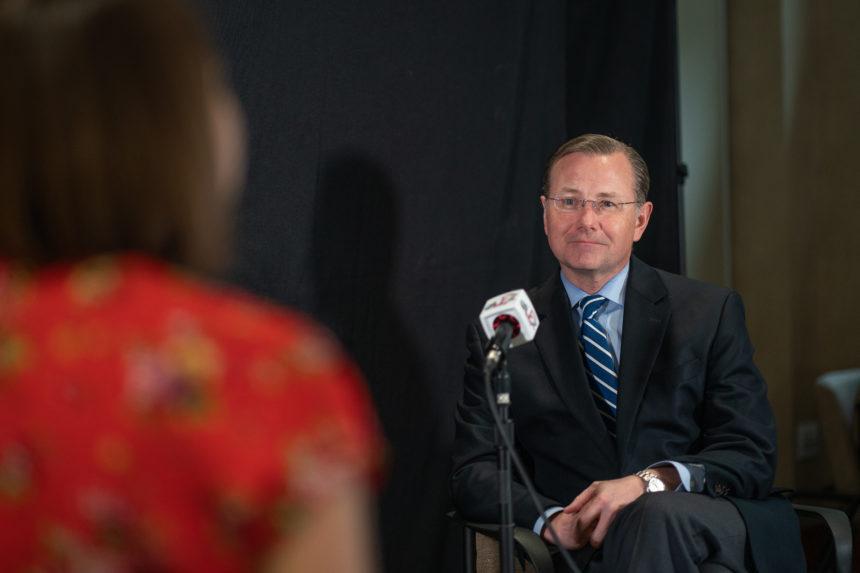 Video: Columbia Mayor Brian Treece Speaks About Covid 19 Within Columbia Missouri Public Schools Calendar 2021 20