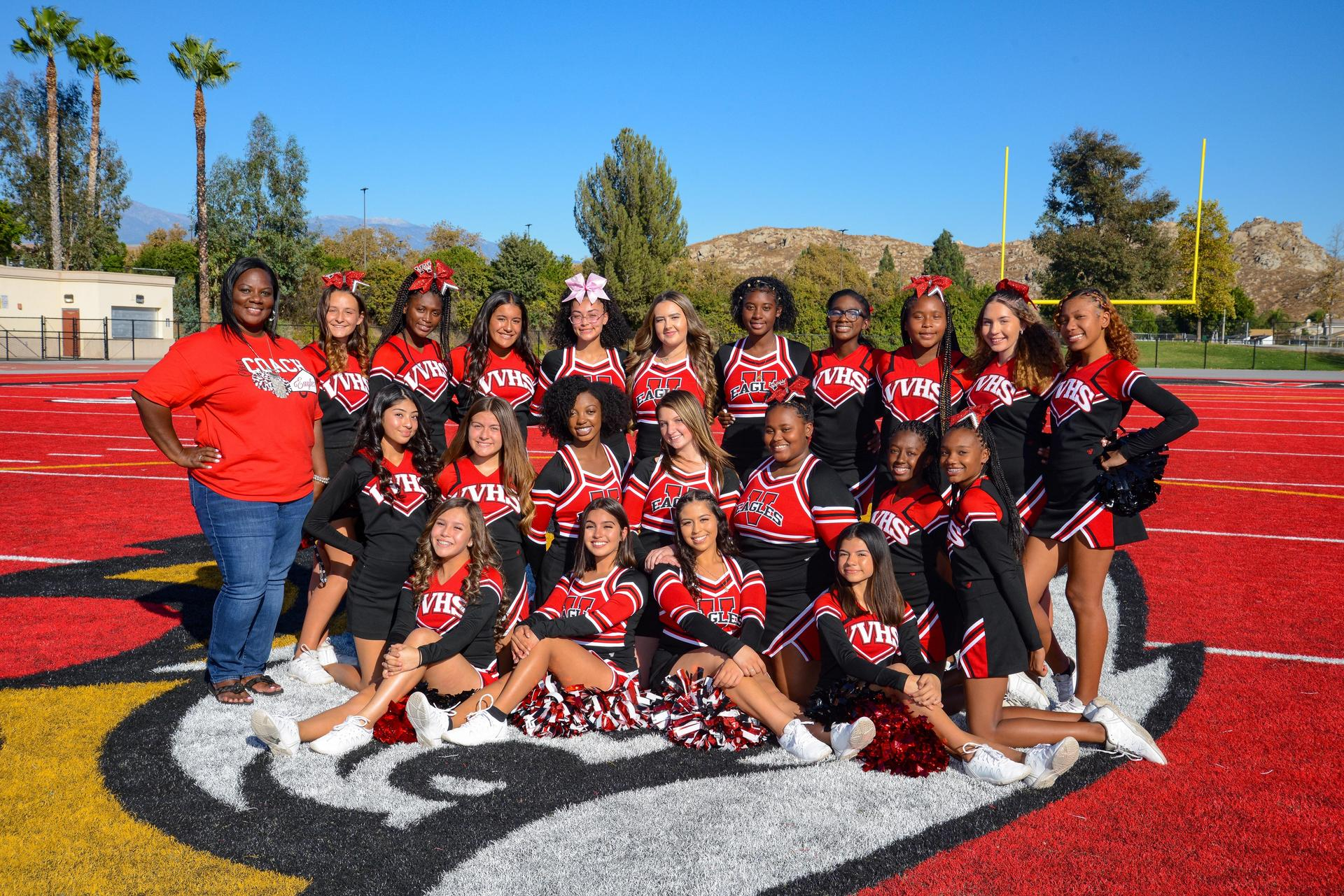 Vvhs Cheerleader – Cheer – Valley View High School Throughout Moreno Valley School District Calendar 2021