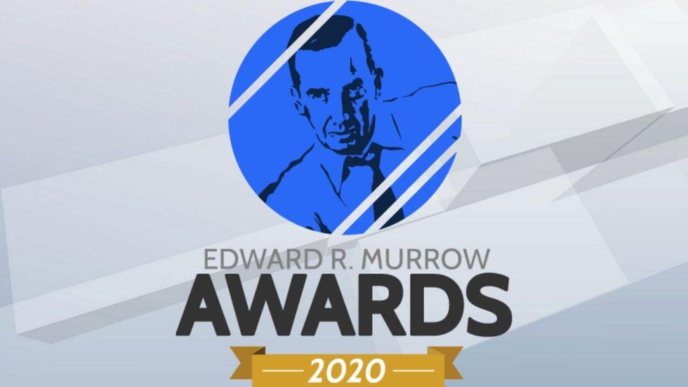 Wbay Honored With Regional Edward R. Murrow Awards For With Regard To Edward R Murrow Calendar
