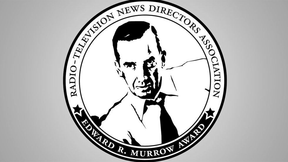 Wcax Honored With 2 Regional Edward R Murrow Awards Intended For Edward R Murrow Calendar