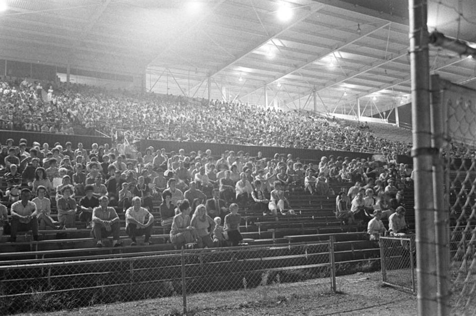 Welcome To Nashville — In 1971 For Metro Davidson County School Calendar