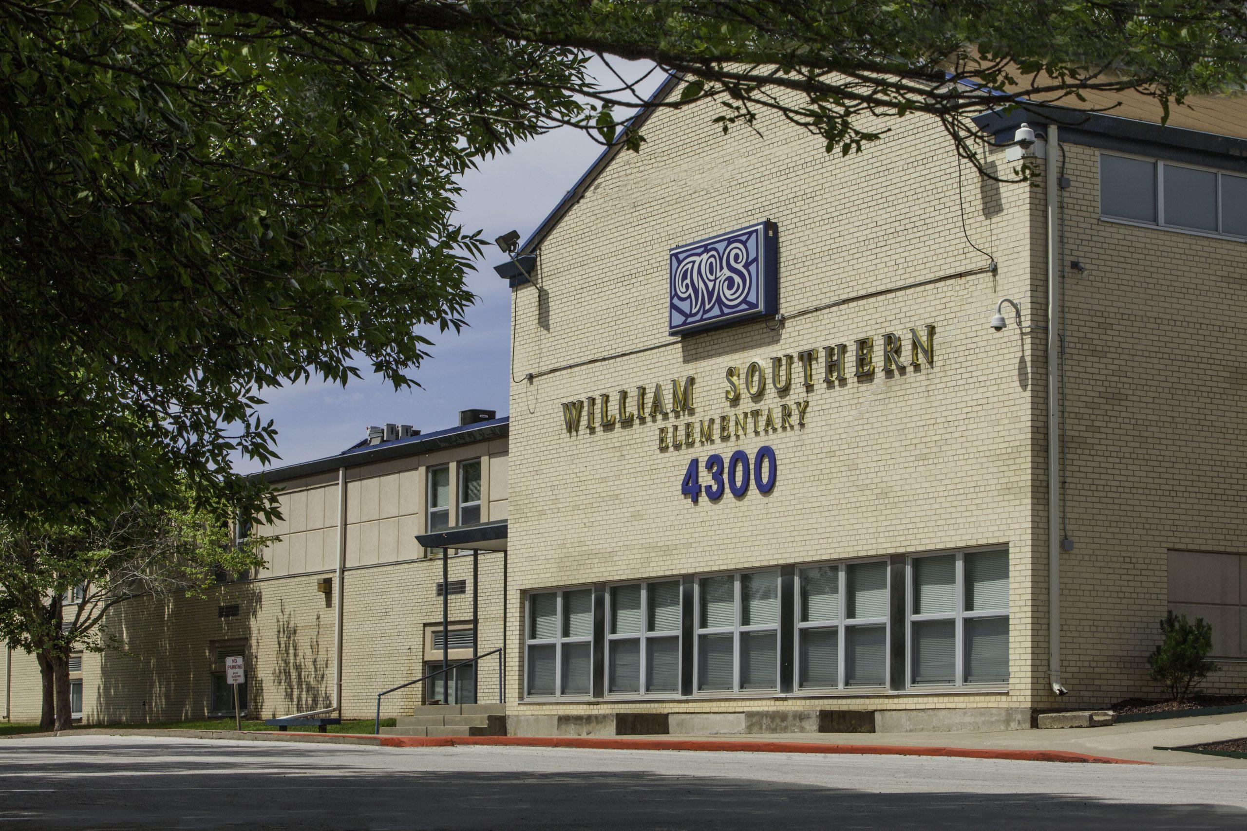 William Southern Elementary School Inside School Break For Independence. Missouri Schools