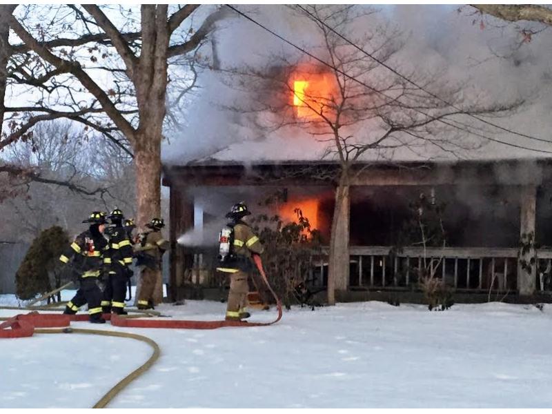 Woman Suffers Burns In Dix Hills House Fire   Huntington In Half Hollow Hills Calendar