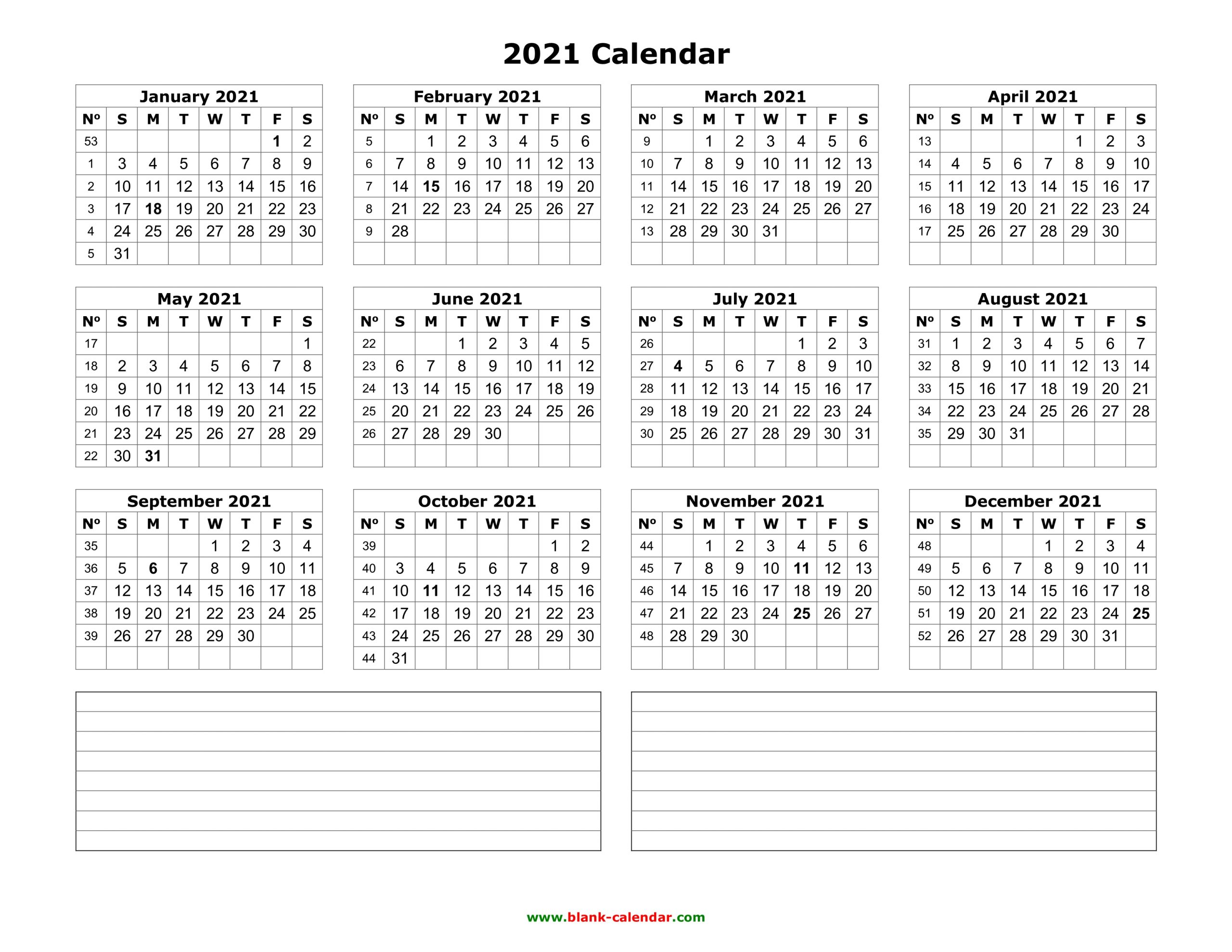 Yearly Calendar 2021 | Free Download And Print Regarding Google Calendar 2021 Sign In Page