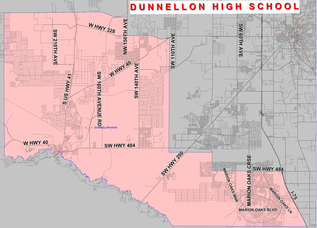Zoning Boundary Map / Home With Regard To Marion County Fl School Calendar
