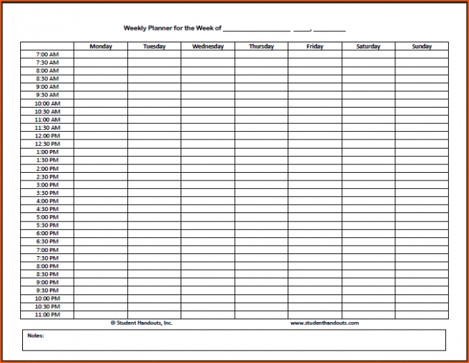 3 Day Weekly Calendar Template Word Understand The Intended For Word Of The Day Template