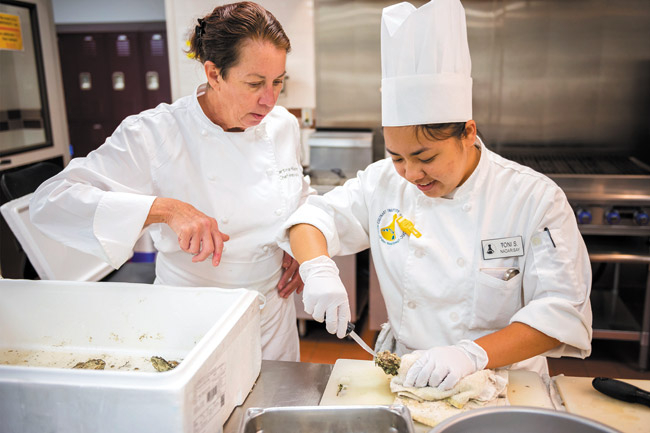 A Bountiful Kcc Benefit Breakfast – Midweek Kaua'I Inside Culinary Institute Of America School Calendar