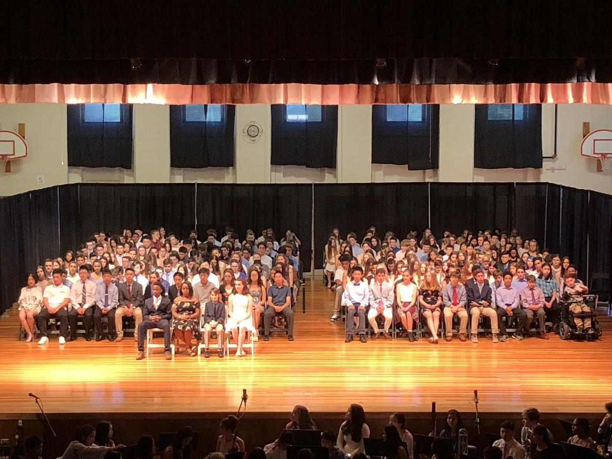 Bala Cynwyd Holds 8Th Grade Promotion Ceremony   Read Inside Penn Hills School District 2021 2020 Calendar