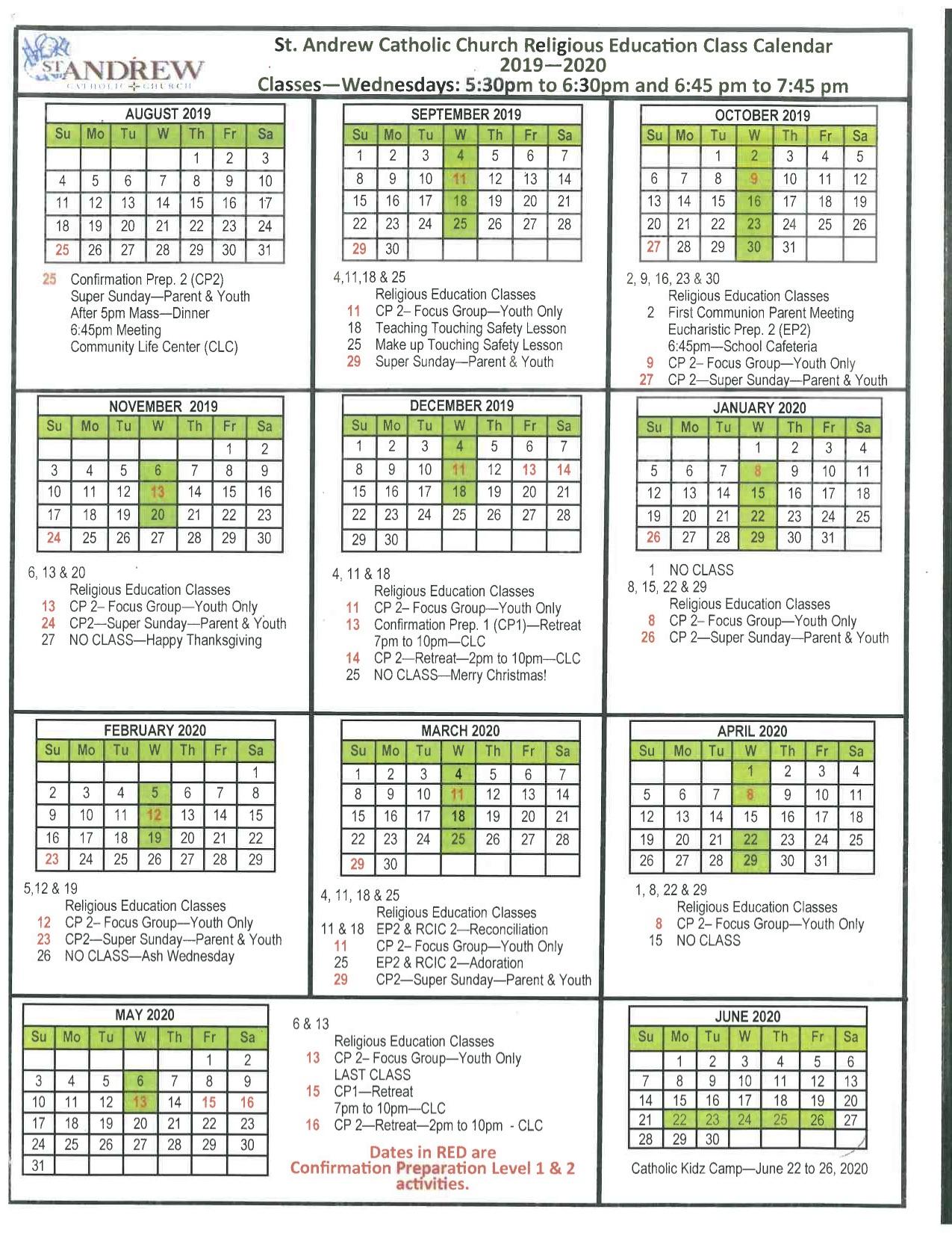 Catholic Liturgy Calendar 2020 | Calendar For Planning Intended For Free Catholic 2020 Saints Calendar