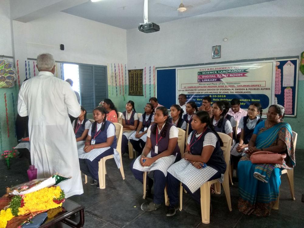 Digital Class Inaguration Within Uri Academic Calendar 19 20